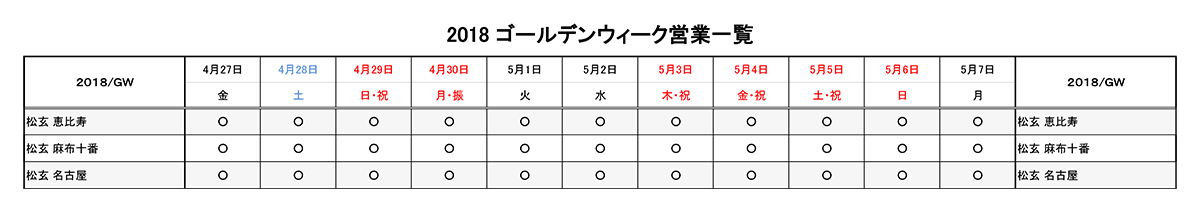 http://www.matsugen.net/news/2018GW%E5%96%B6%E6%A5%AD_180413_%E6%9D%BE%E7%8E%84%E5%90%84%E5%BA%97.jpg