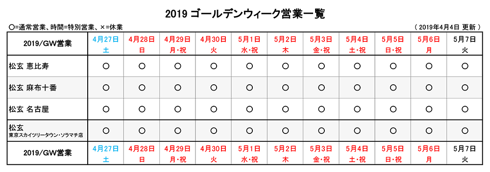 http://www.matsugen.net/news/2019GW%E5%96%B6%E6%A5%AD%E5%90%84%E5%BA%97_190404_g5.jpg